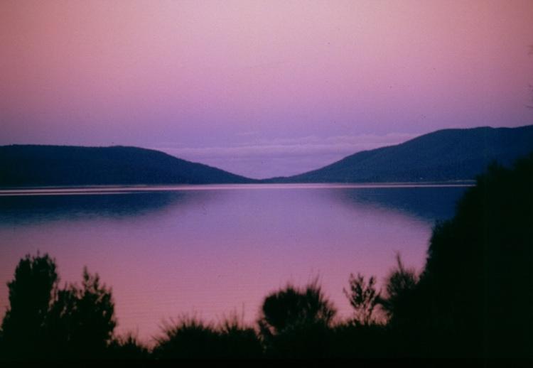 SUNSET1 Tasmania